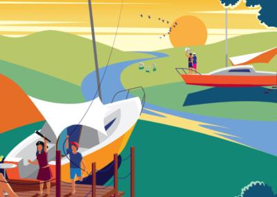 Réemployer des bateaux en fin de vie comme habitats insolites